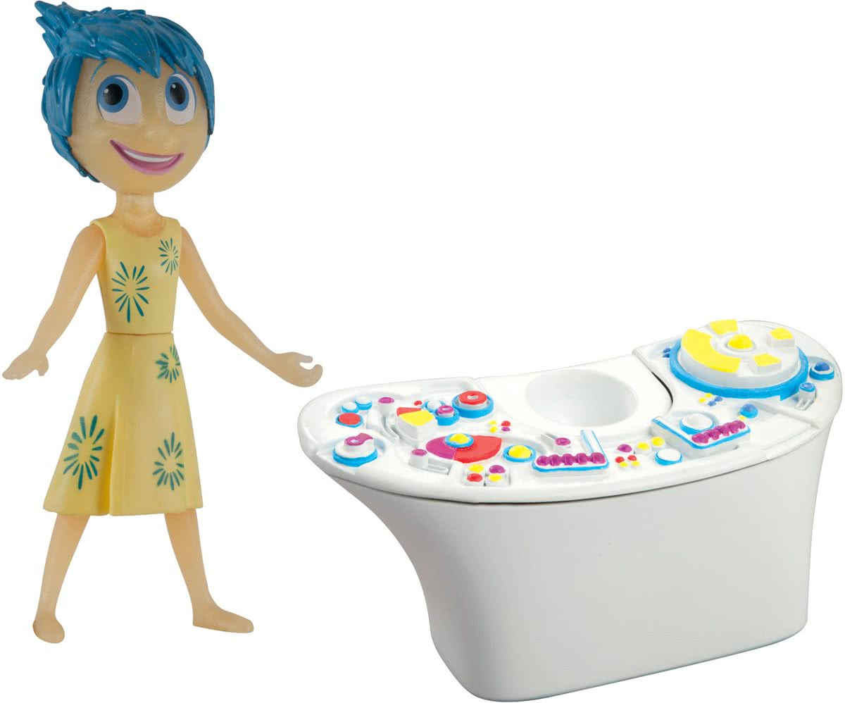 TOMY - Disney Inside Out - Emotie Console - Speelset