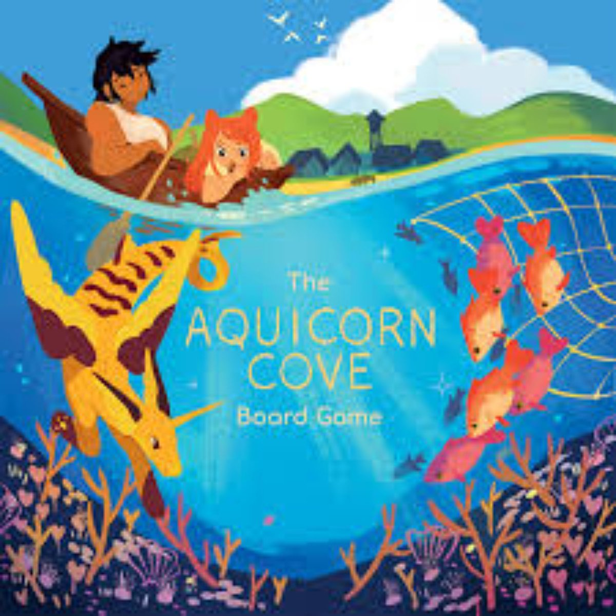 The aquicorn cove