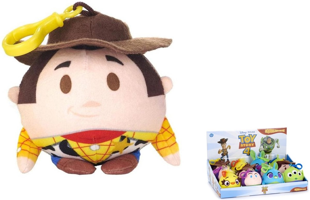 Toy Story 4 Woody Stressfiguurtjes Squishy Slow Rising