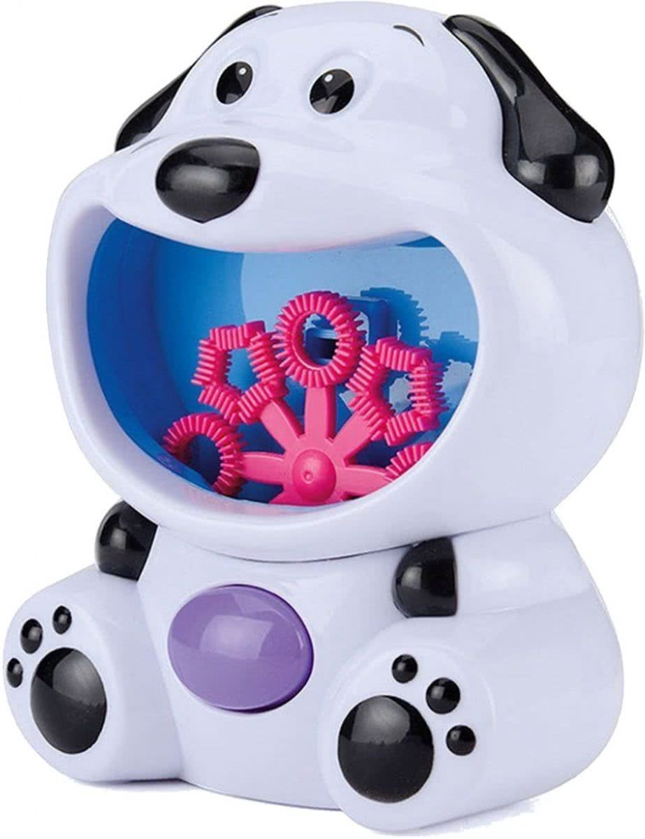Bubble Buddies  machine Roze 13 Cm