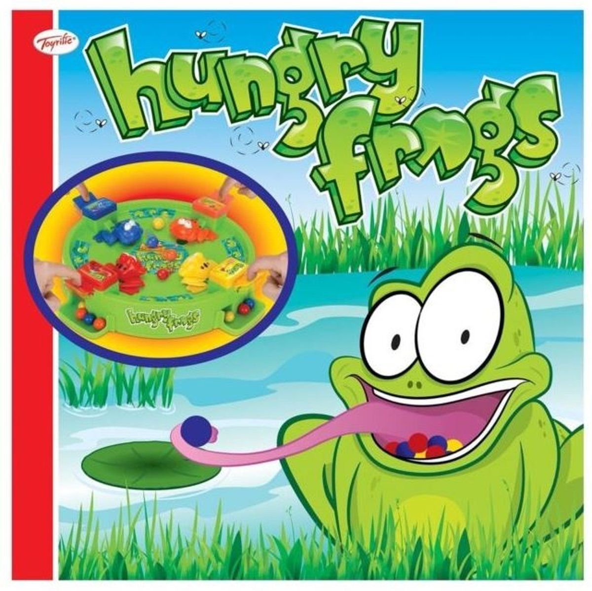 Hungry Frogs Gezelschapsspel