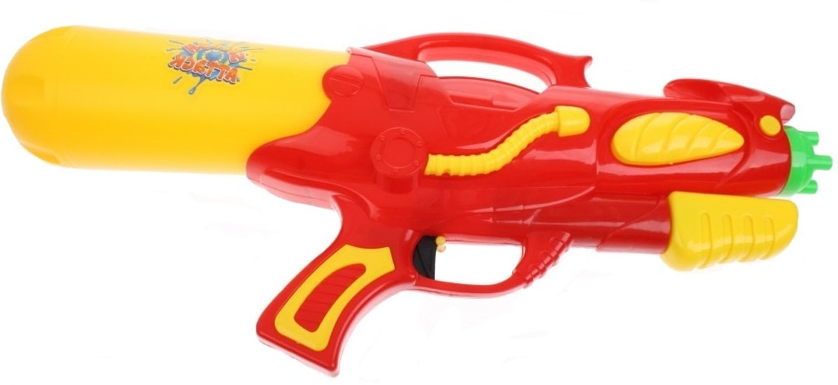 pump action 48cm rood