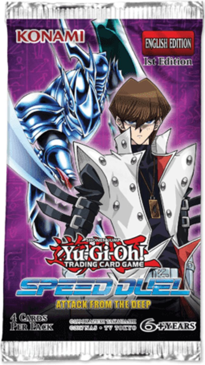 Yu-Gi-Oh! Speed Duel: Attack from the Deep (Booster)