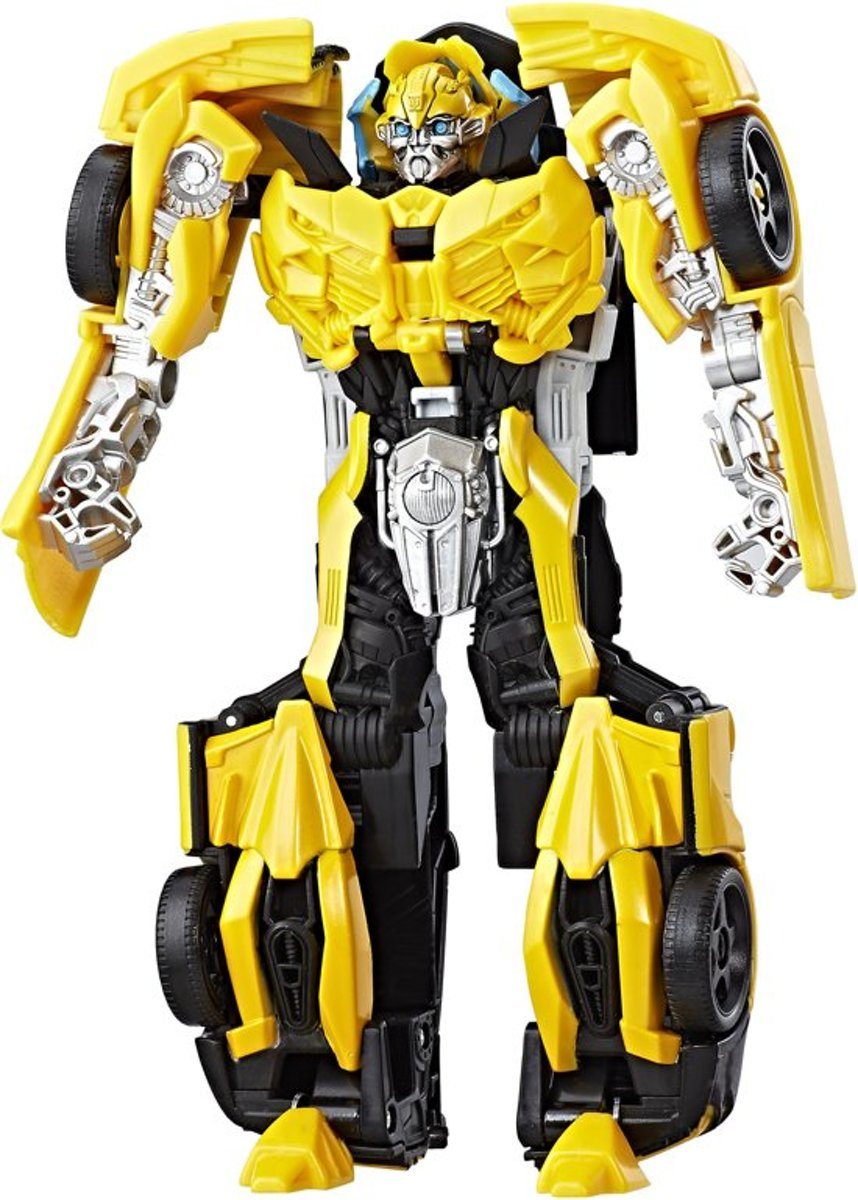 2-Step Turbo Changer Bumblebee - Robot - 20 cm