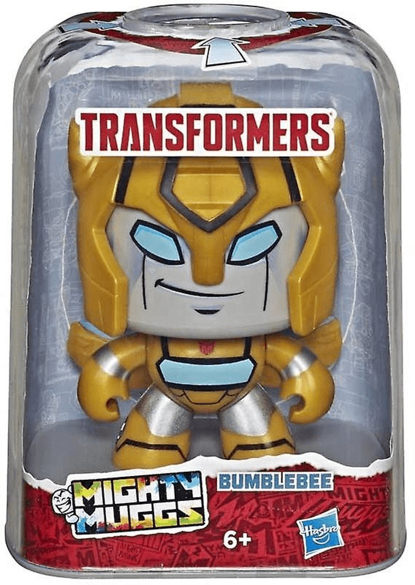 Transformers Mighty Muggs bumblebee transformers
