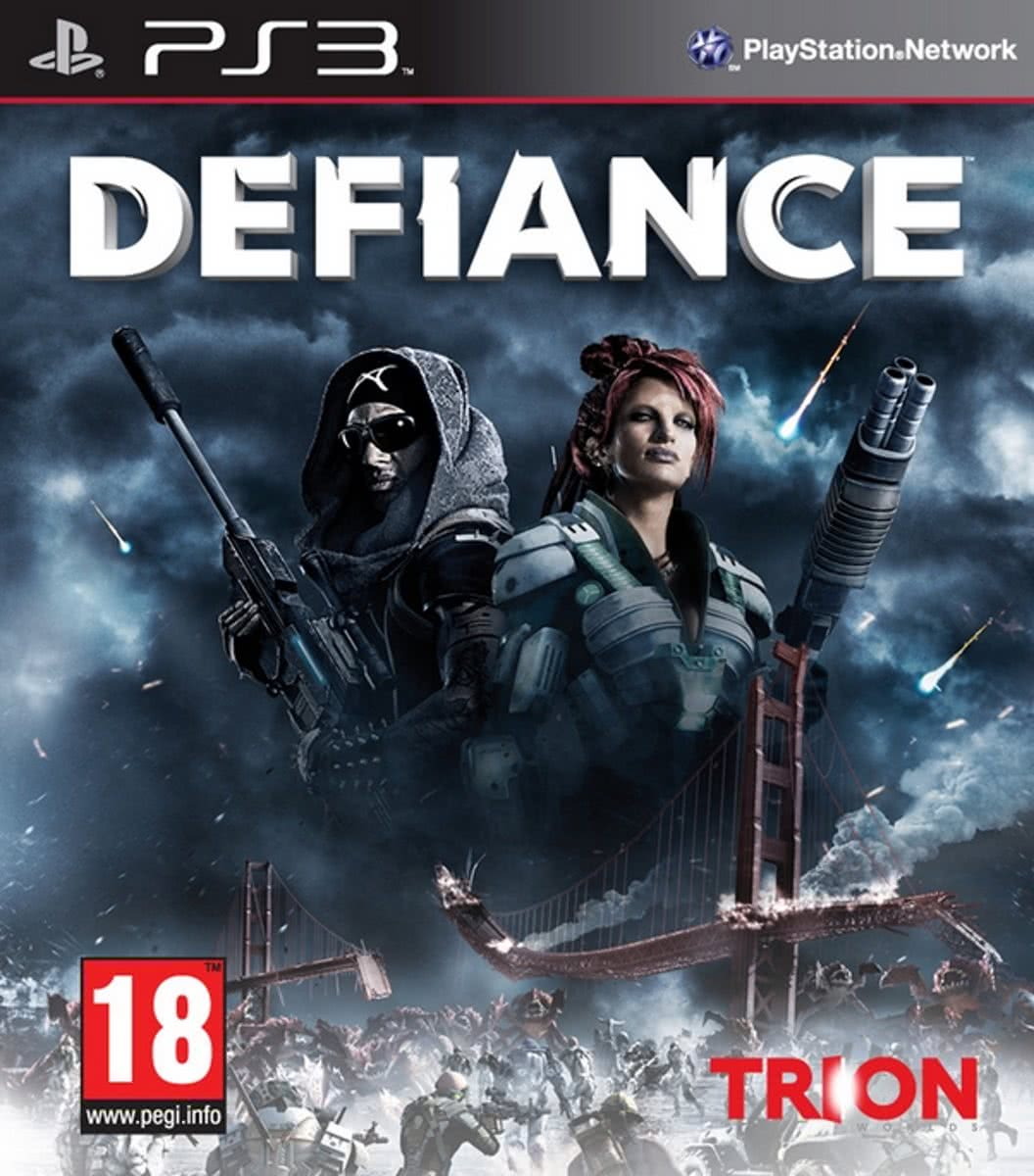Defiance, PS3 PlayStation 3 video-game