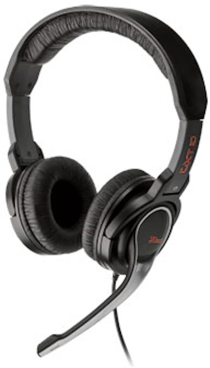 Trust GXT 10 - Gaming Headset - Zwart (PC)
