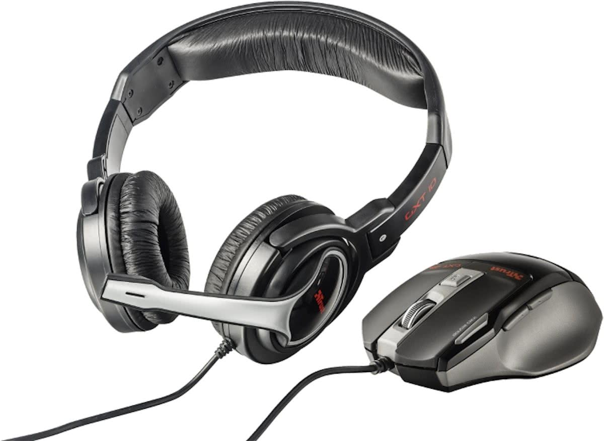 GXT 249 - Gaming Headset + Muis