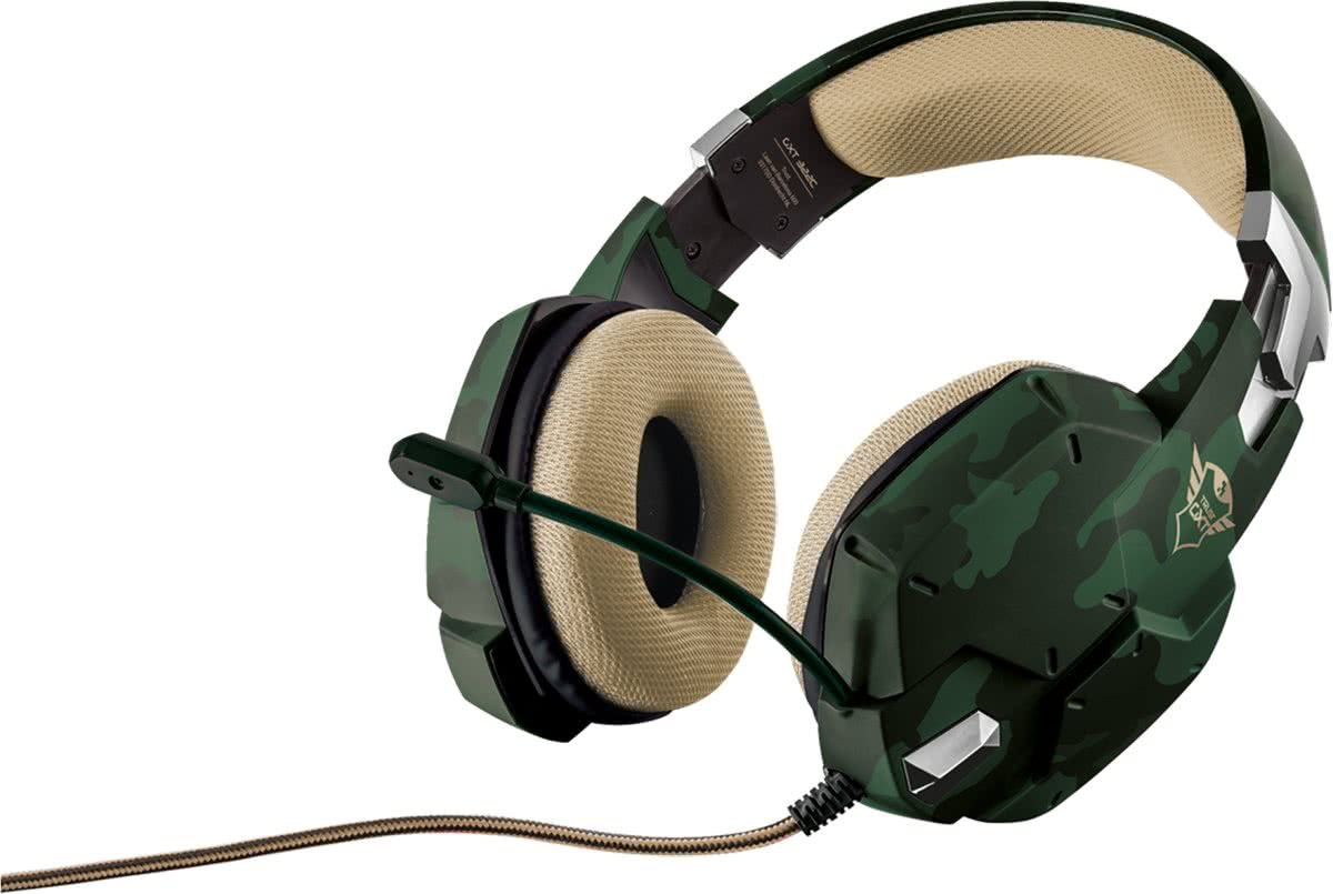 GXT 322 Carus - Dynamische Gaming Headset - Camouflage