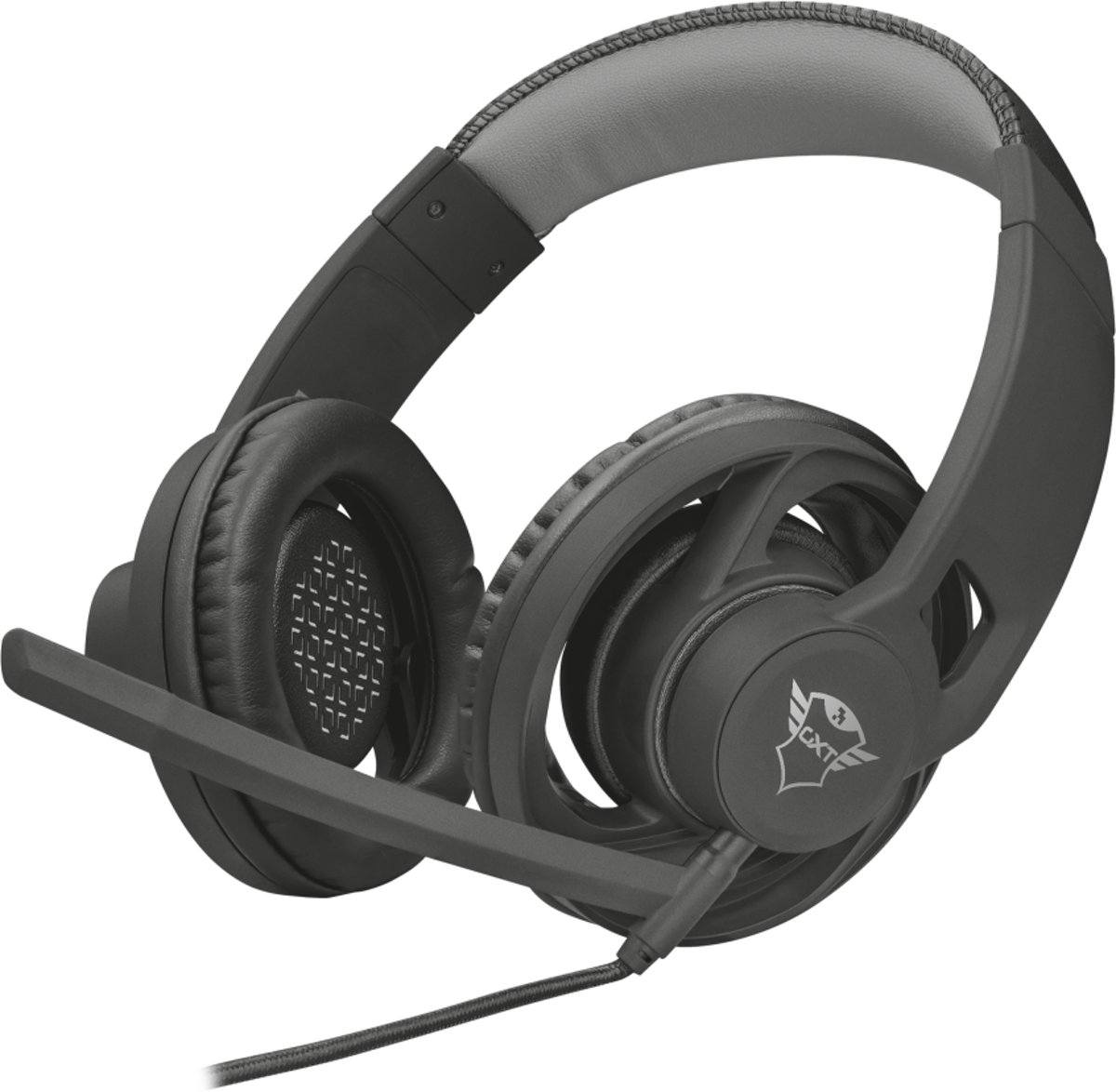 Trust GXT 333 Goiya - Over-ear Gaming Headset (PC/PS4/Xbox One en Switch)