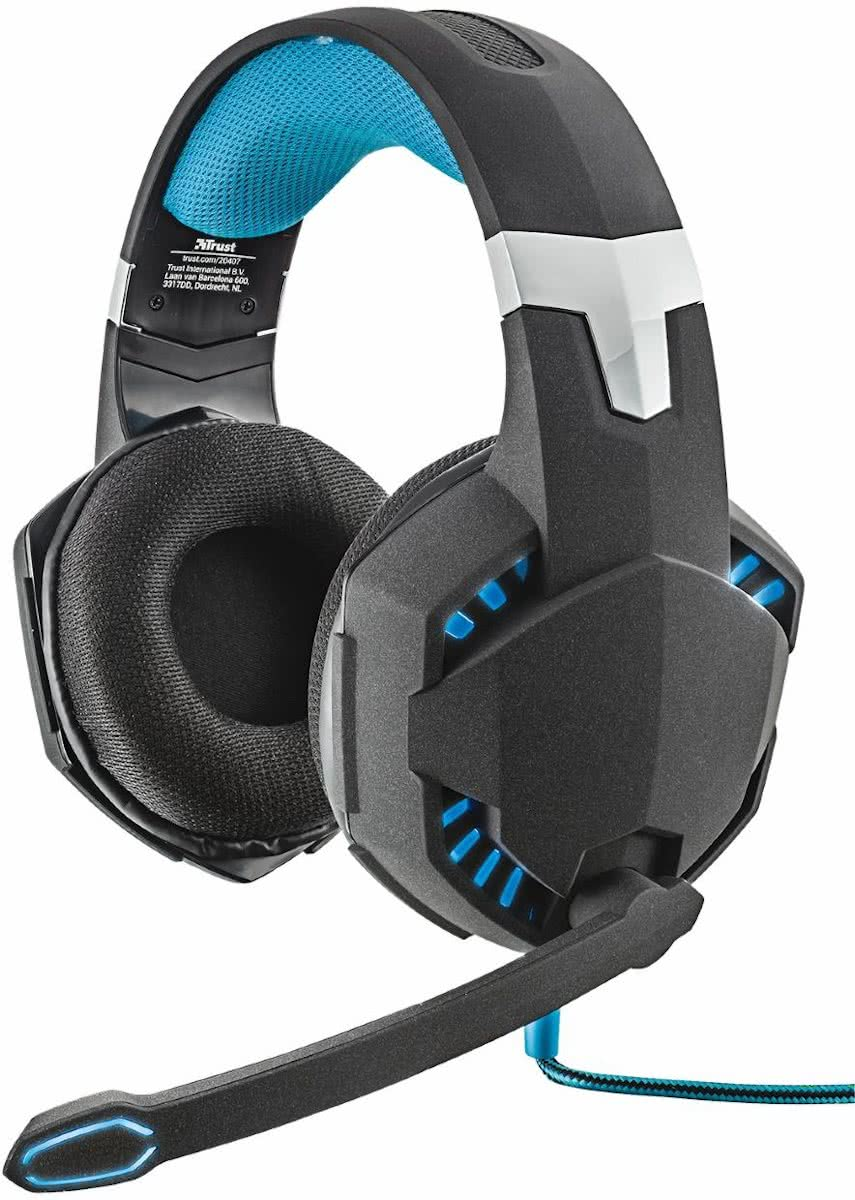 GXT 363 Hawk - 7.1 Vibration Gaming Headset - PC