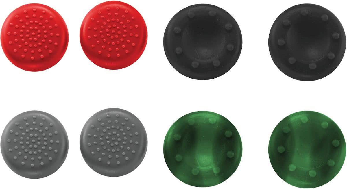 Thumb Grips - 8-pack - PlayStation 4