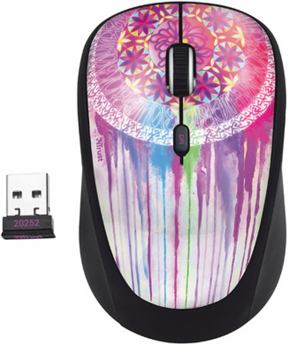 Wireless Mouse Yvi