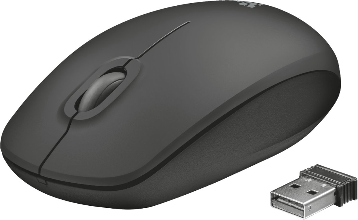 Ziva Wireless Optical Mouse