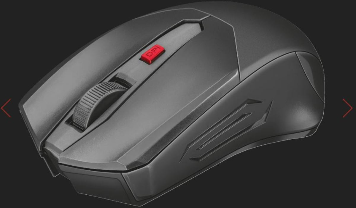Ziva Wireless Gaming Mouse