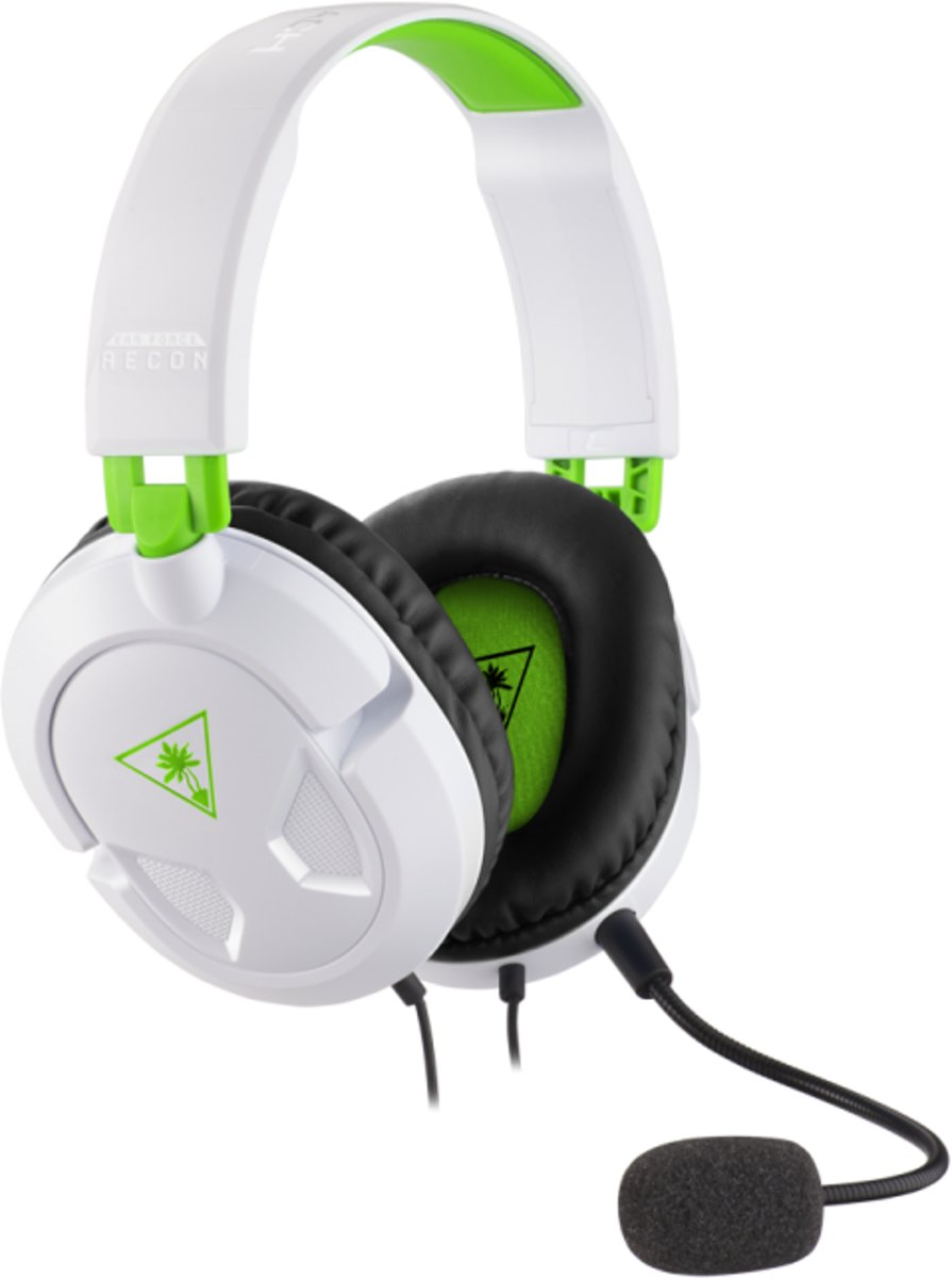 Turtle Beach, Ear Force Recon 50X Gaming Headset (Wit) Xbox One
