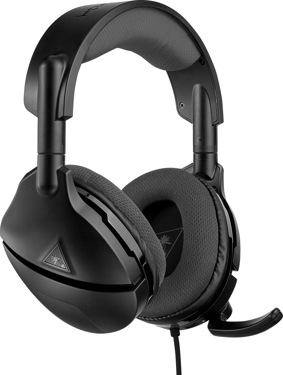 Turtle Beach Atlas Three Amplified Gaming Headset- PC, Nintendo Switch*, PS4, PS4 Pro, Xbox one, Mobile