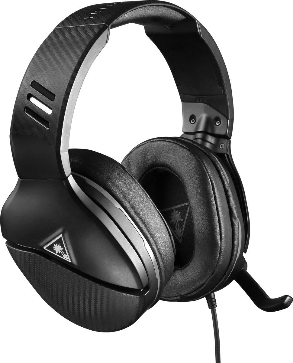 Ear Force Recon 200 Black - PS4, Xbox One, Switch, PC