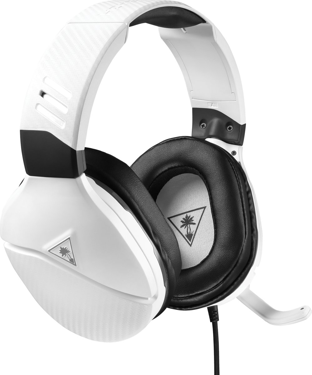 Turtle Beach Ear Force Recon 200 White - PS4, Xbox One, Switch, PC