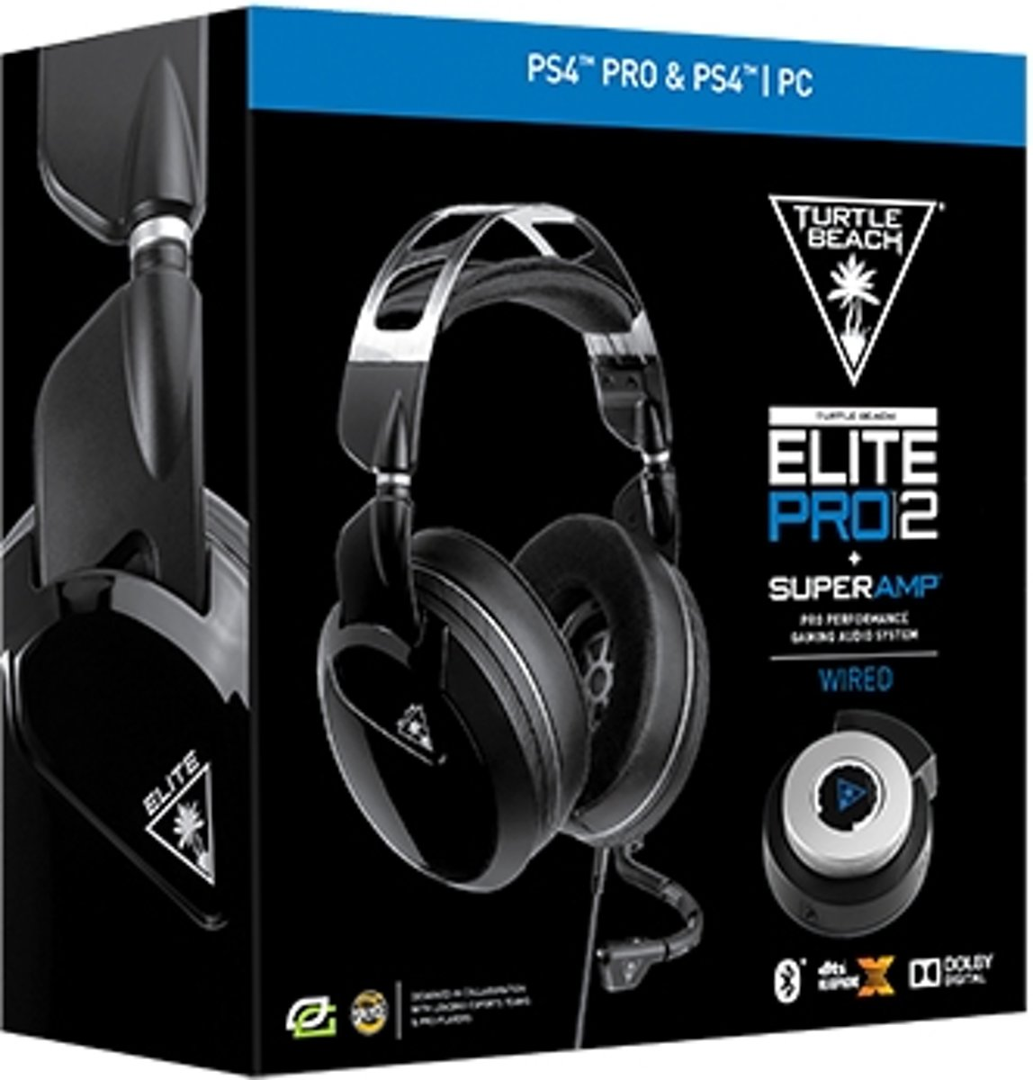 Turtle Beach Elite Pro 2 & Super AMP - PS4, PS4Pro, PC