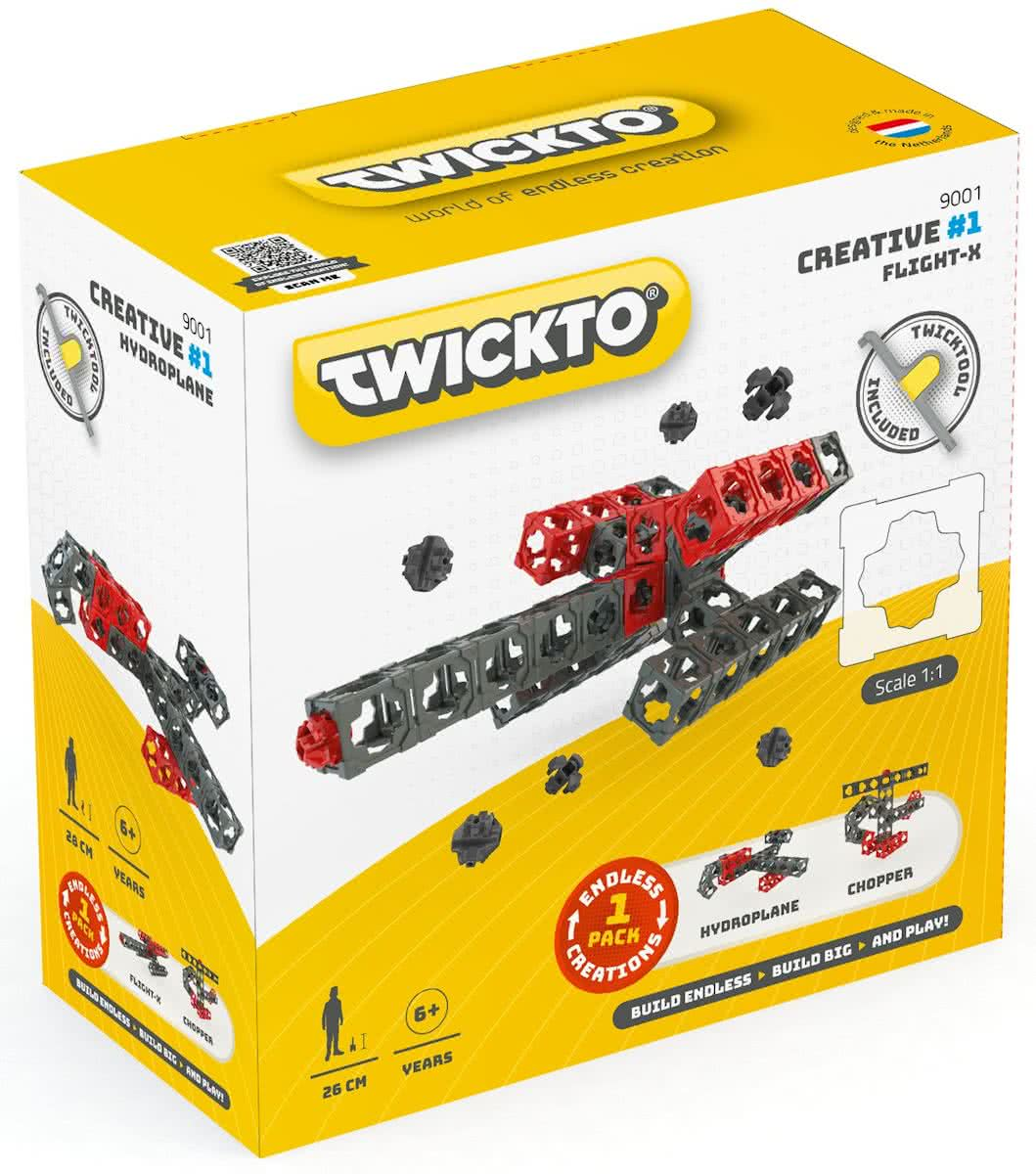 Twickto Creative Pack 1: 23-delig
