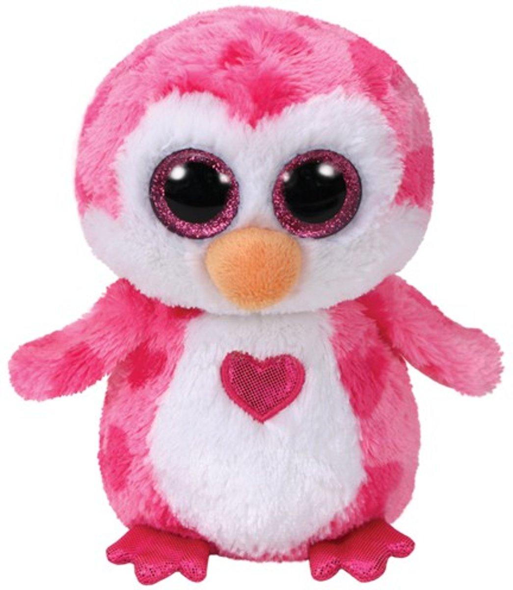 bb9f40794e9 Ty Beanie Boo Juliet pinguin 24cm - 8421371631