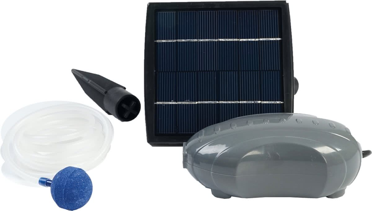 - Air 100 Solar - Outdoor   - Op Zonne Energie