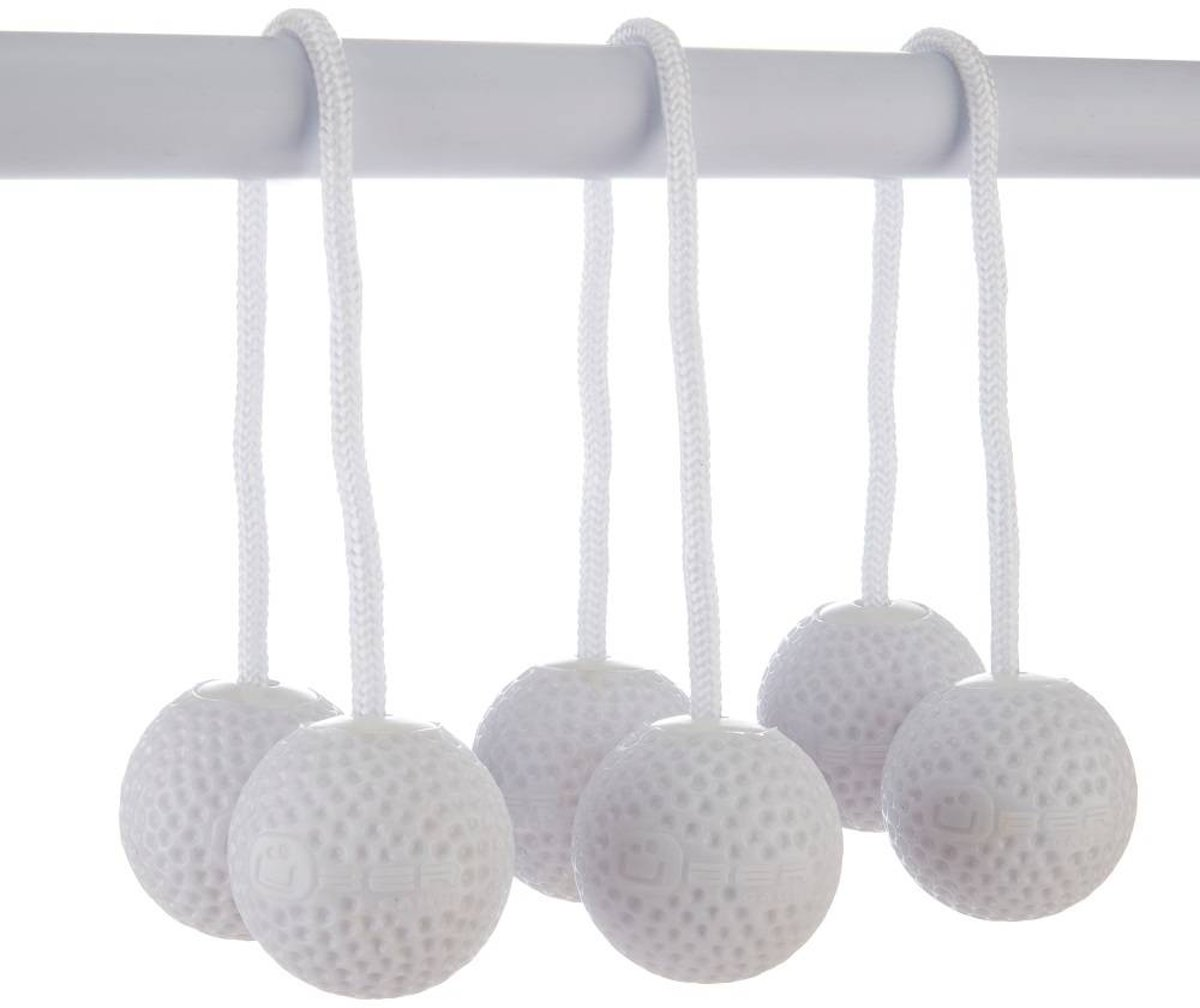 Laddergolf Soft Bolas - in diverse kleuren-Wit
