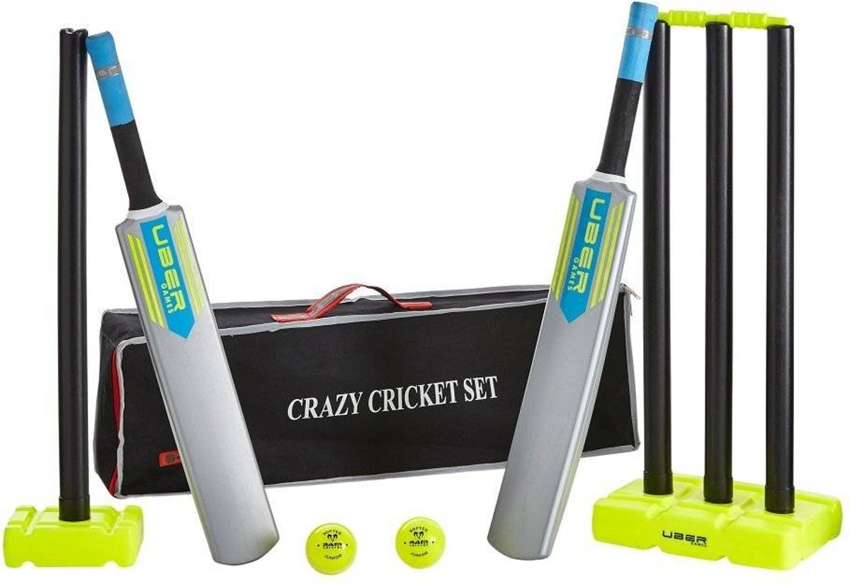 Uber Cricket set, junior of Senior