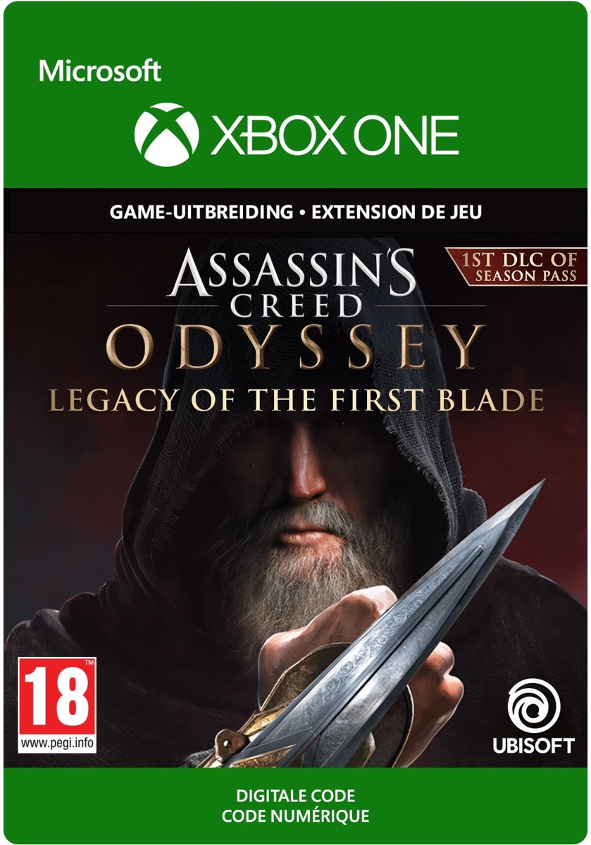 Assassins Creed Odyssey: Legacy of the First Blade - Xbox One Download