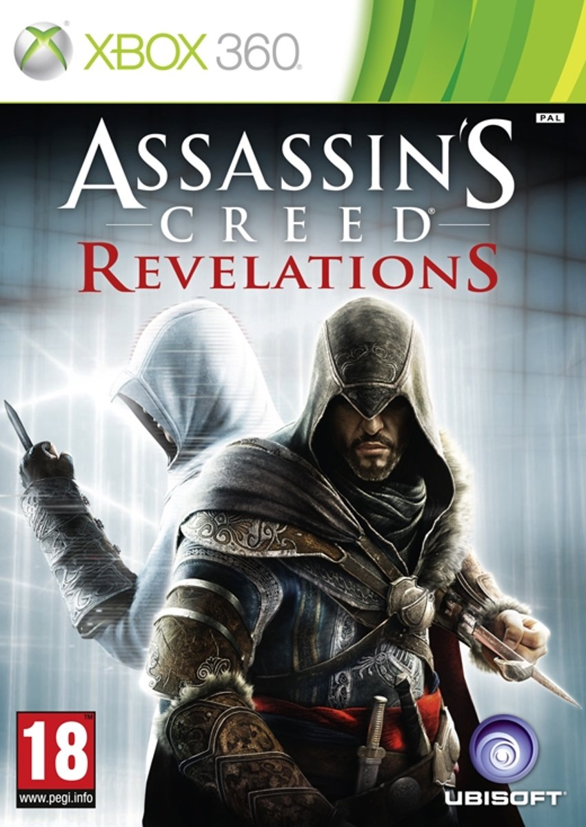 Assassins Creed Revelations /X360