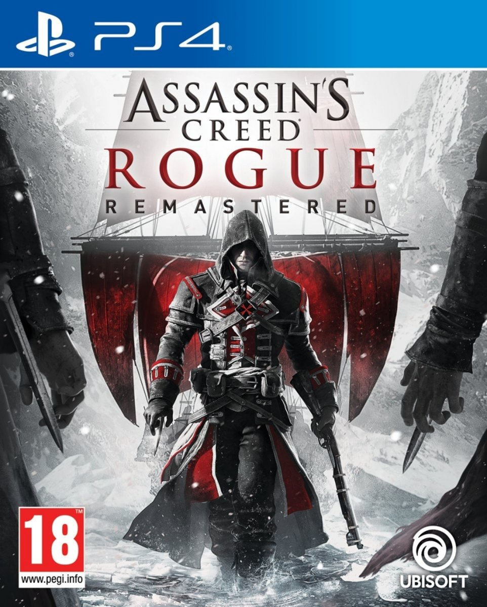 Assassins Creed: Rogue - Remastered /PS4