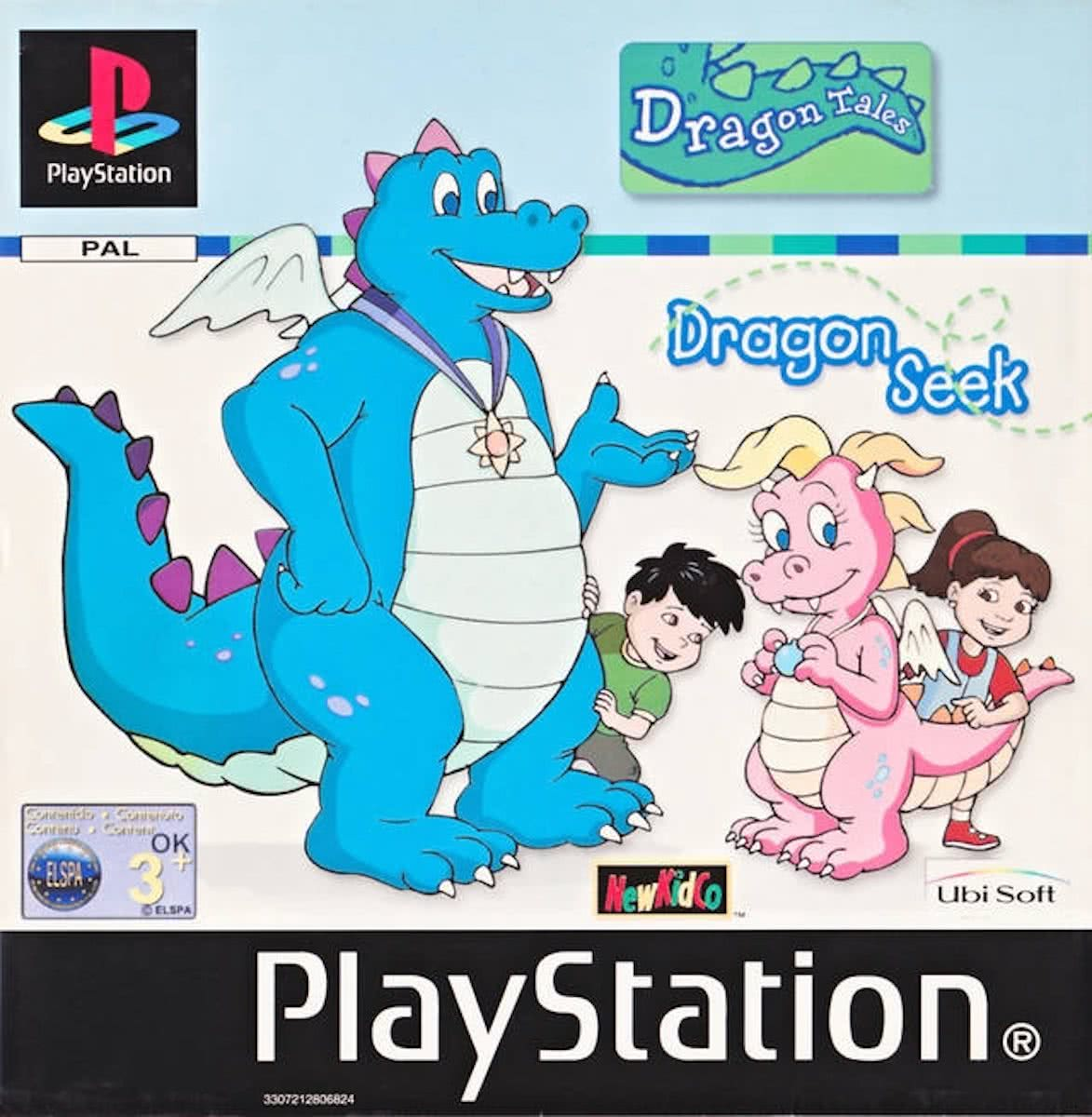 Dragon Tales Dragon Seek (PS1)