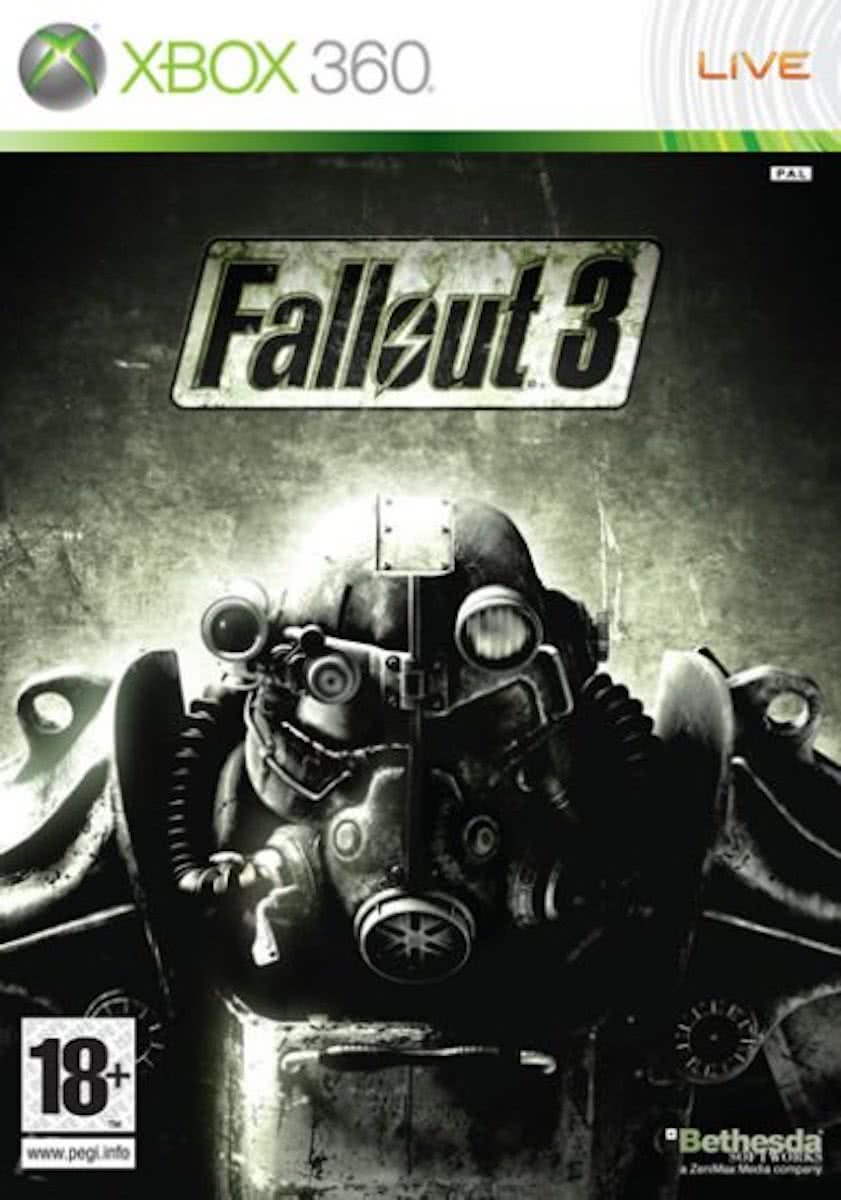 Fallout 3 - Classics Edition - Xbox 360 (Compatible met Xbox One)