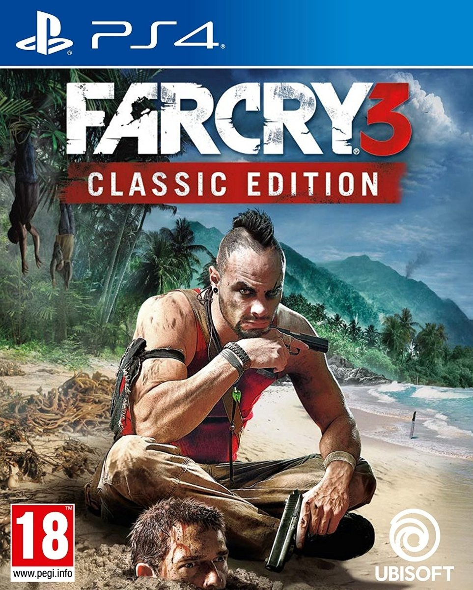 Far Cry 3 - Classic Edition /PS4