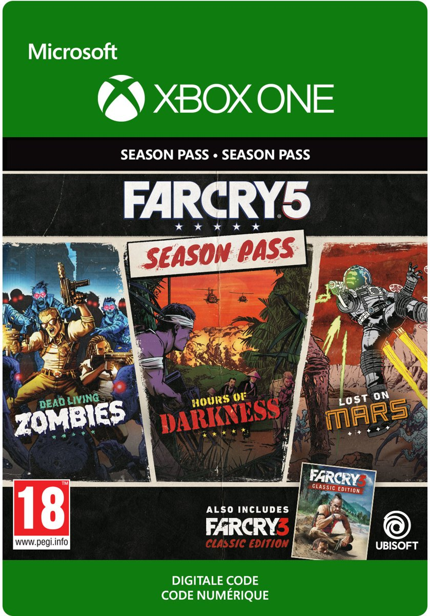 Far Cry 5  - Season Pass - Xbox One
