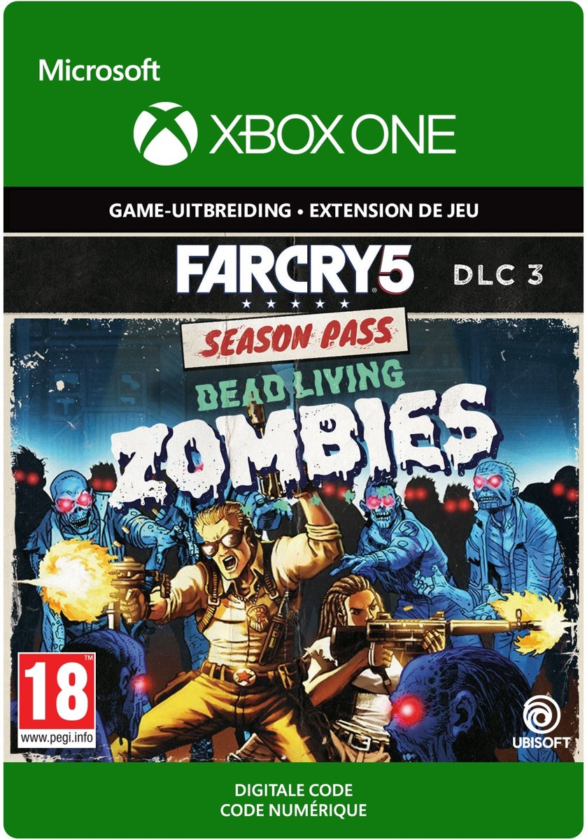 Far Cry 5: Dead Living Zombies - Add-on - Xbox One