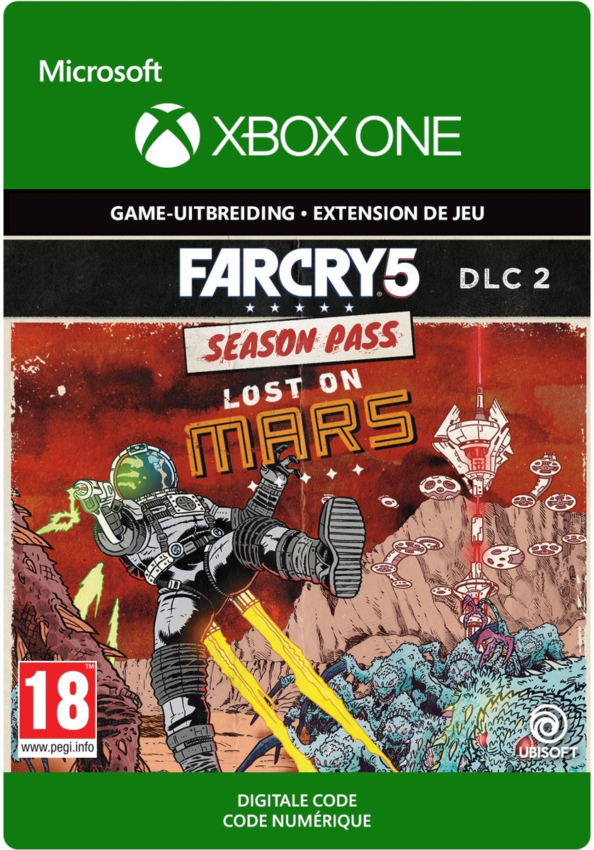 Far Cry 5: Lost on Mars - Xbox One - Add-on