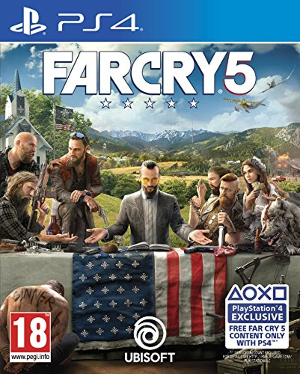 Far Cry 5 /PS4