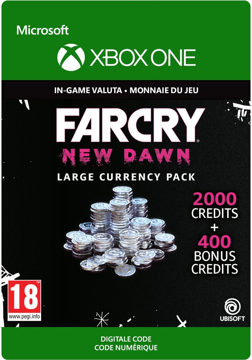 Far Cry New Dawn: Credit Pack - Large - Xbox One download