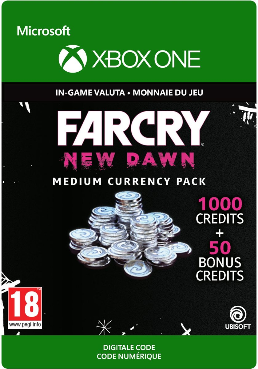 Far Cry New Dawn: Credit Pack - Medium - Xbox One download