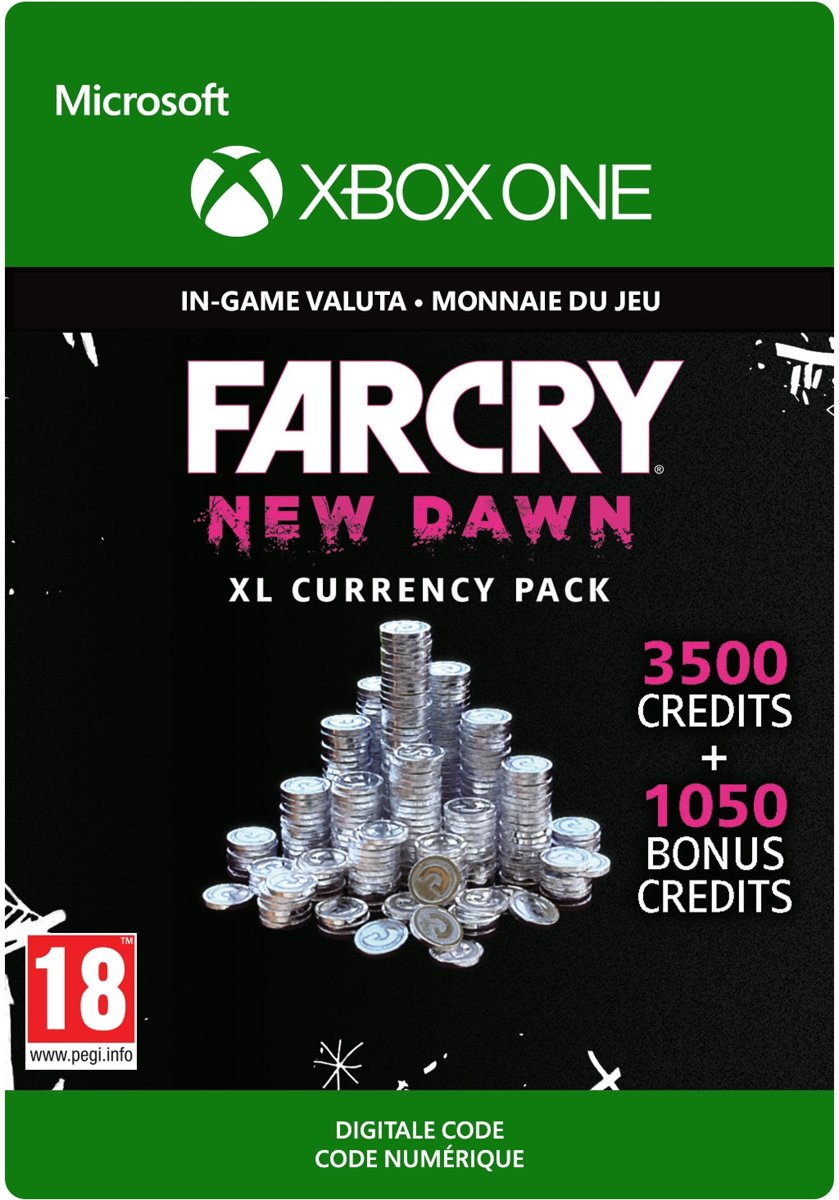 Far Cry New Dawn: Credit Pack - XL - Xbox One download