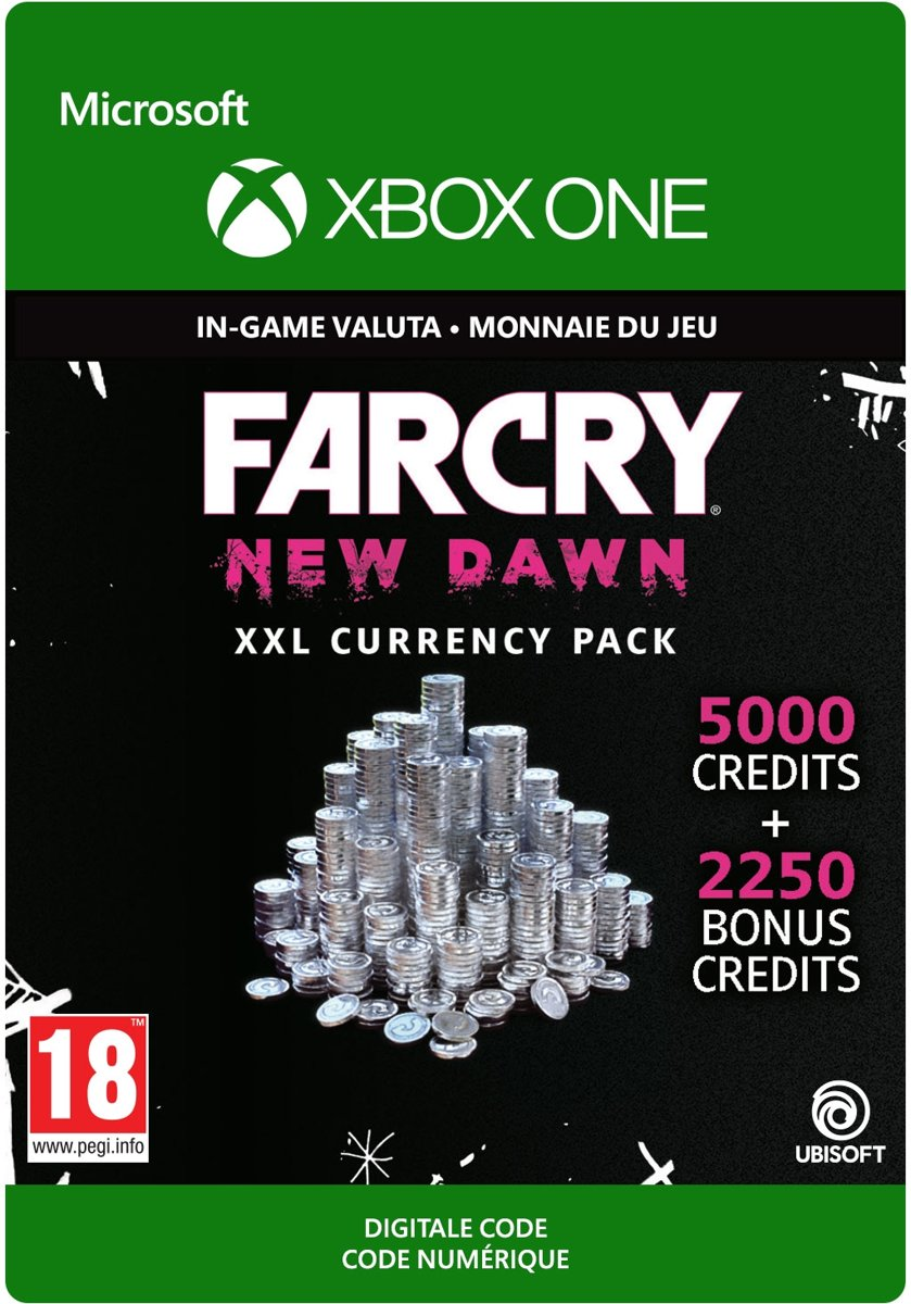 Far Cry New Dawn: Credit Pack - XXL - Xbox One download