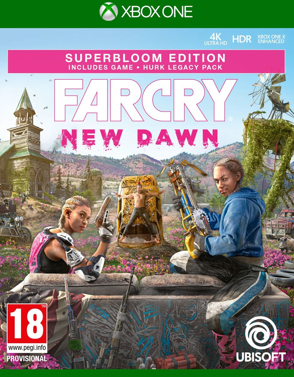 Far Cry New Dawn Superbloom Edition - Xbox One