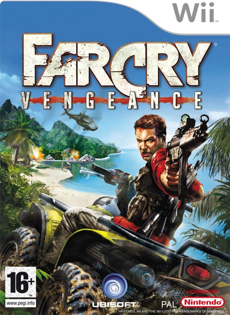 Far Cry: Vengeance /Wii