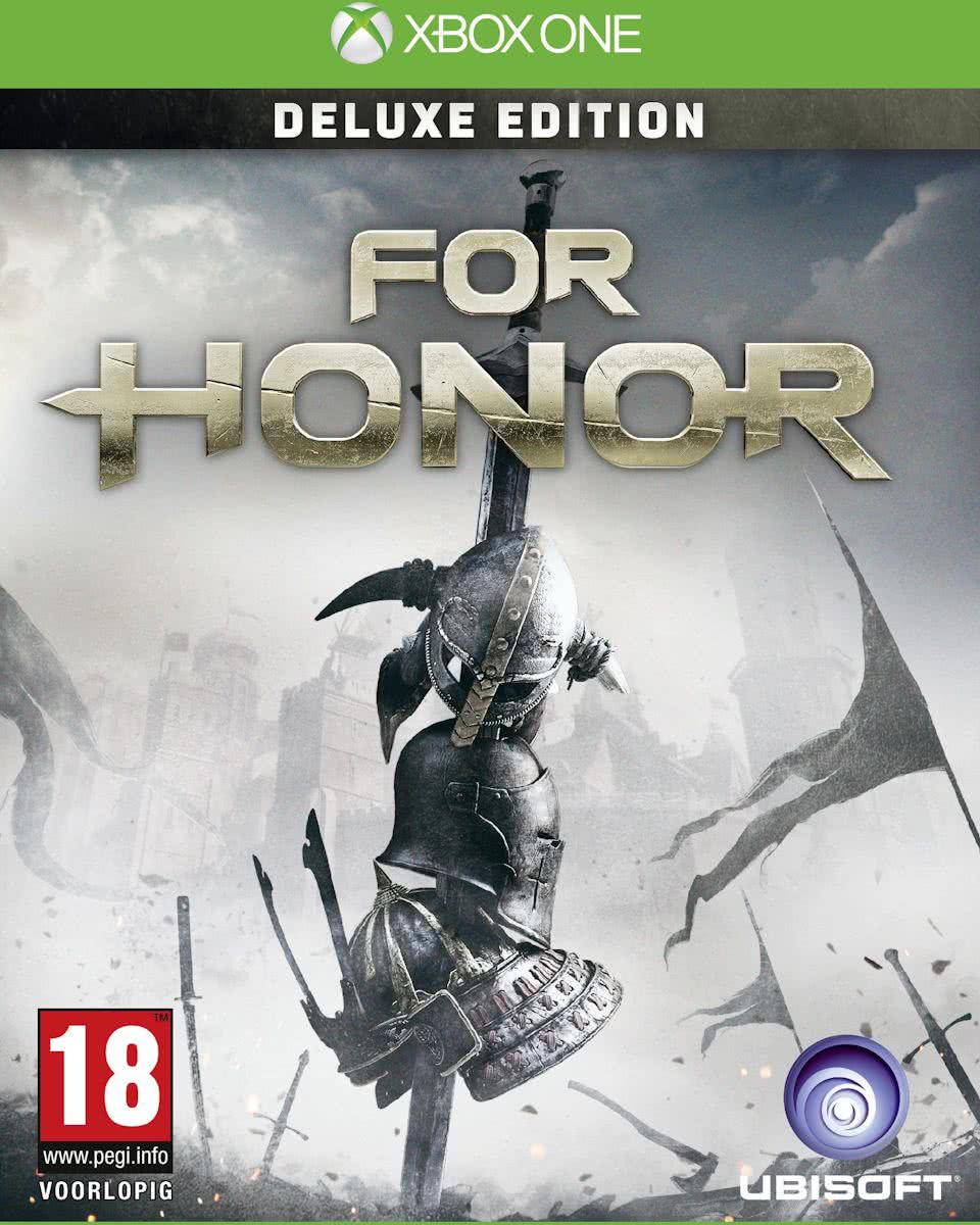For Honor - Deluxe Edition - Xbox One