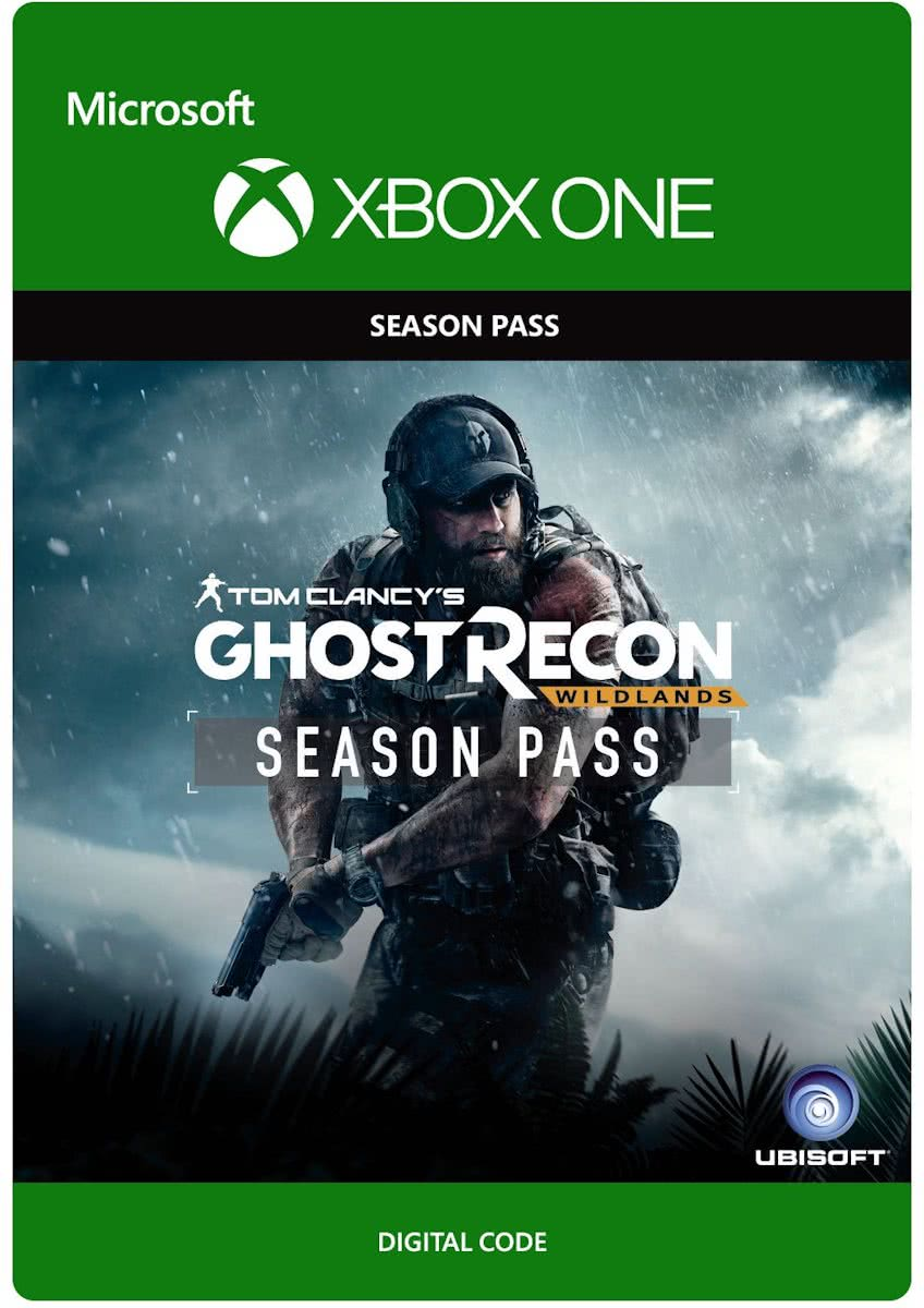 Ghost Recon: Wildlands - Season Pass - Xbox One