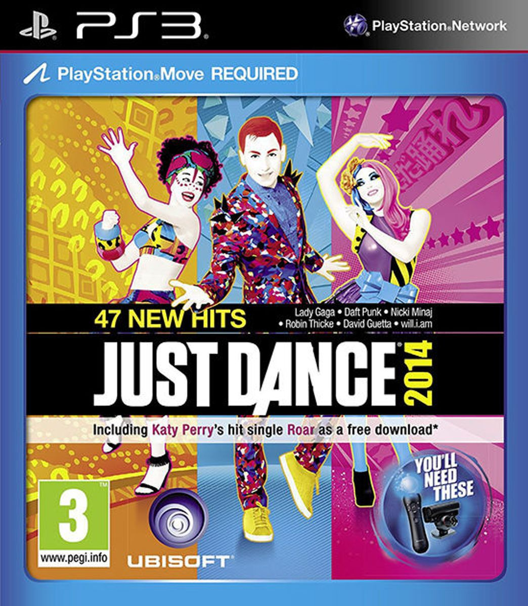Just Dance 2014 /PS3
