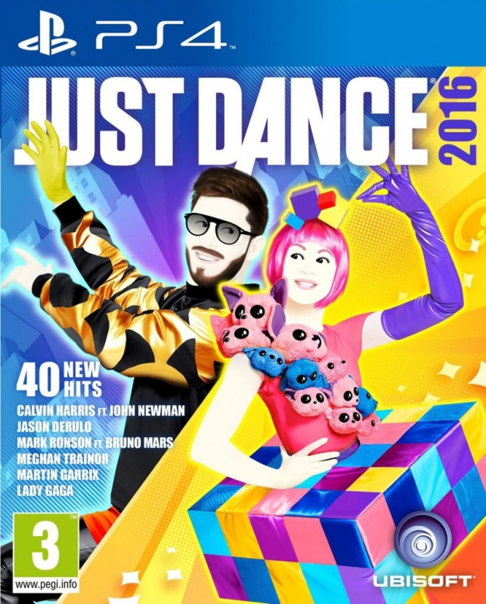 Just Dance 2016 /PS4