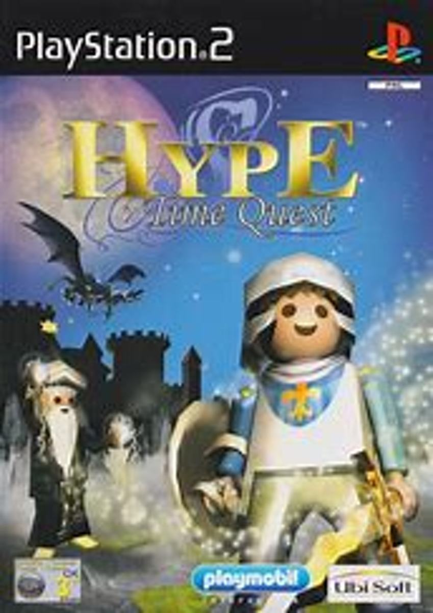 Playmobil, Hype (the Time Quest)